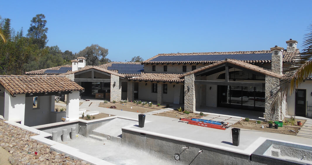 Sungenia Solar Solutions - Clay and Stacked Tile