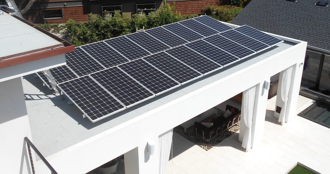 Sungenia Solar Solutions - Flat Roofs