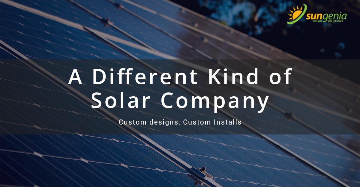 Financing – Sungenia Solar