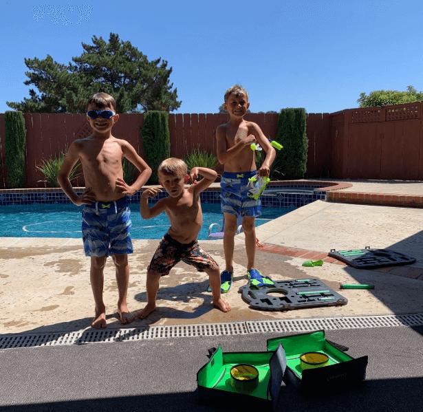 Sungenia Solar Power Poway Friend Pool