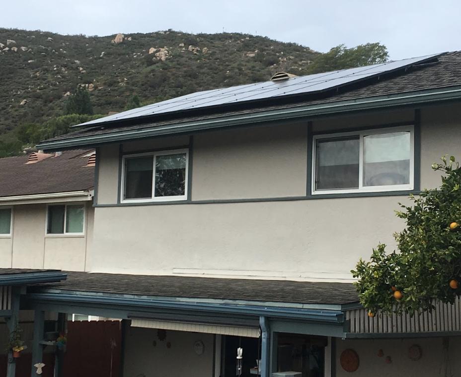 Sungenia-Solar-Power-Poway-Friend-Roof