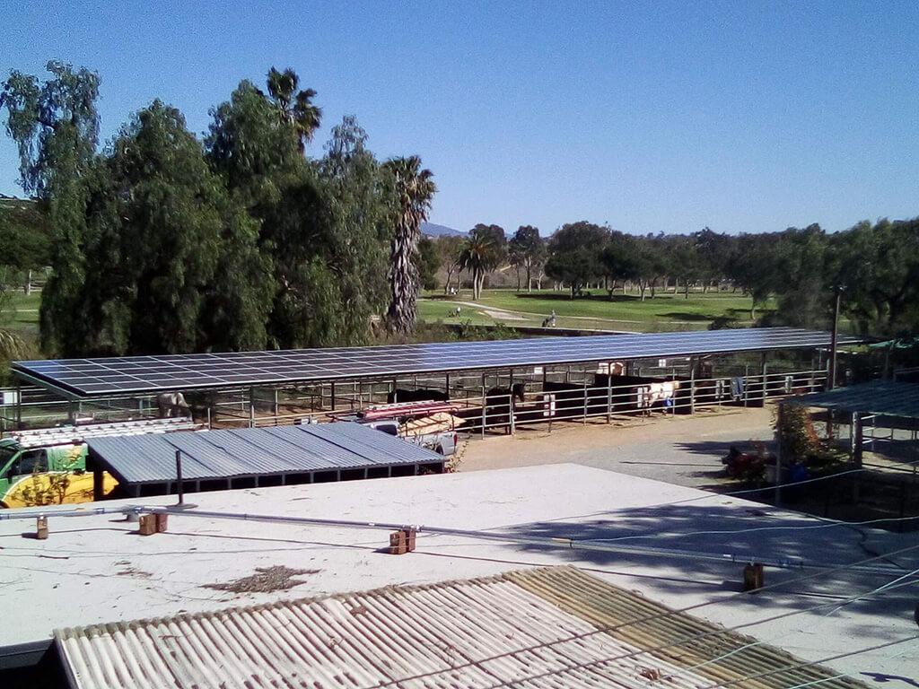 (Aurich) Sunnyside Farms small commercial Bonita - 100 panels, 42.5 kW